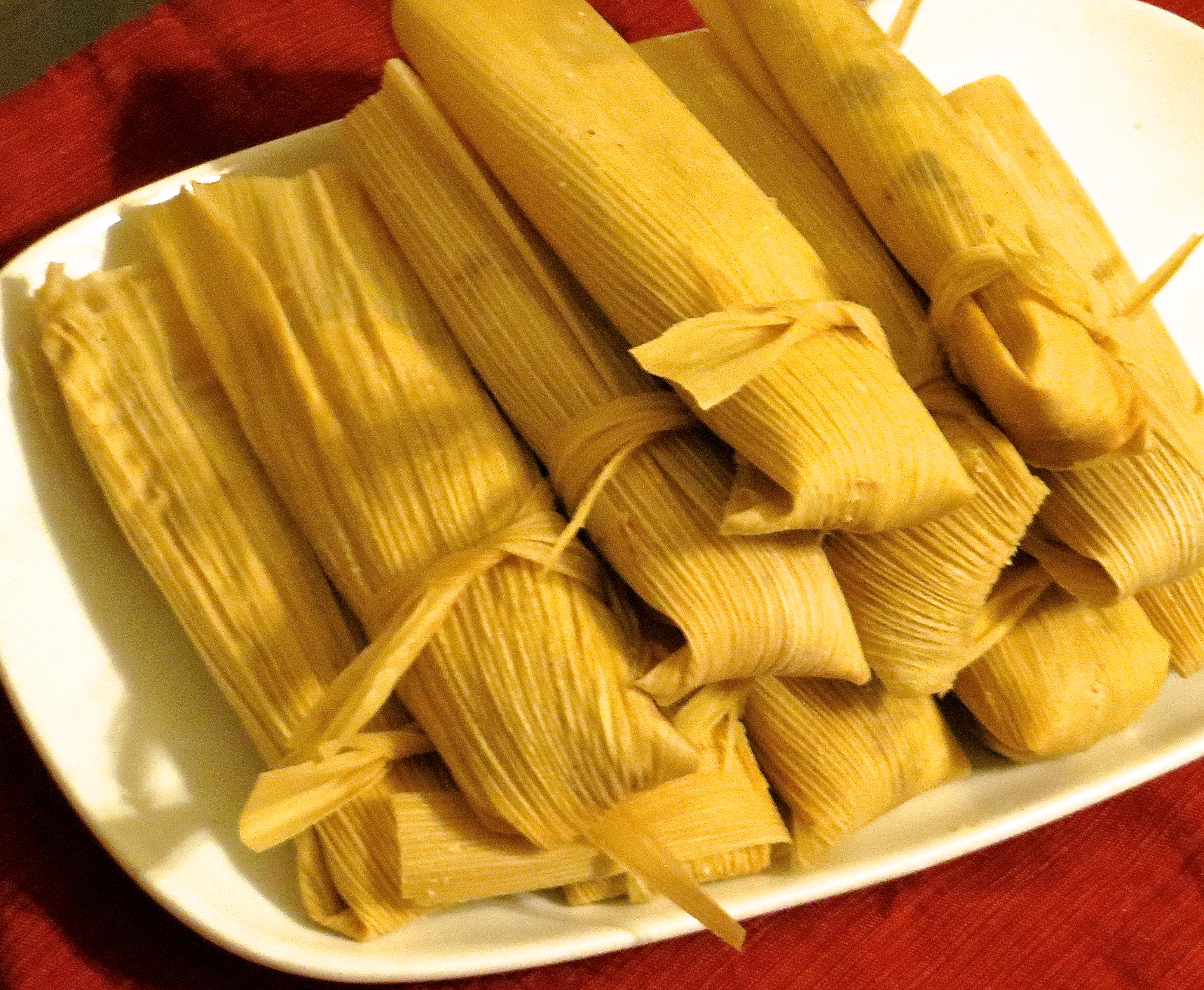 Mexican Food In  De Mayo